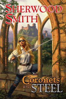 Guest Review: Coronets and Steel by Sherwood Smith