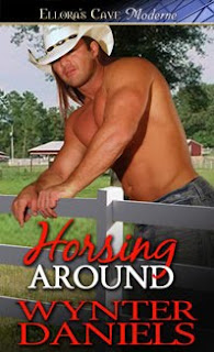 Guest Review: Horsing Around by Wynter Daniels