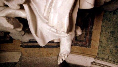 aziz teresanın vecdi ayakları ile ilgili görsel sonucu