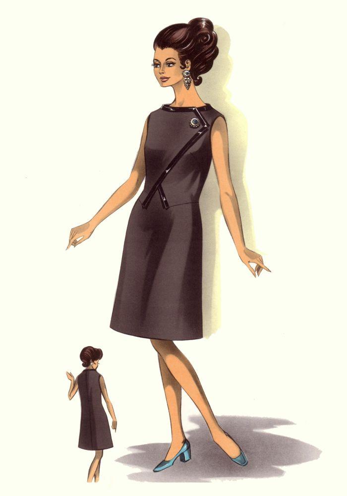 Vintage Clothing Era1960s 1970s Fashion Part2