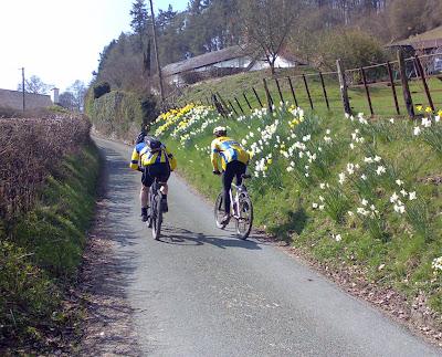 Llangollen and the Berwyns 17 April