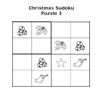 photograph about Christmas Sudoku Printable called technological innovation rocks. genuinely.: Xmas Puzzles