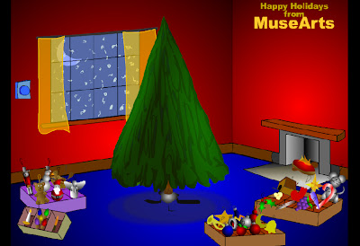 how to decorate a christmas tree game