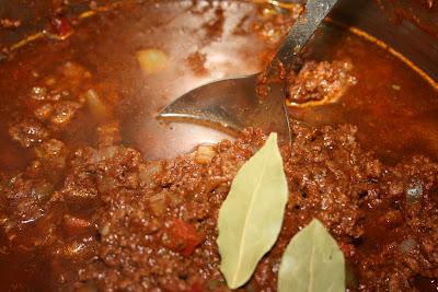 Deep South Dish Homemade Stovetop No Bean Beef Chili