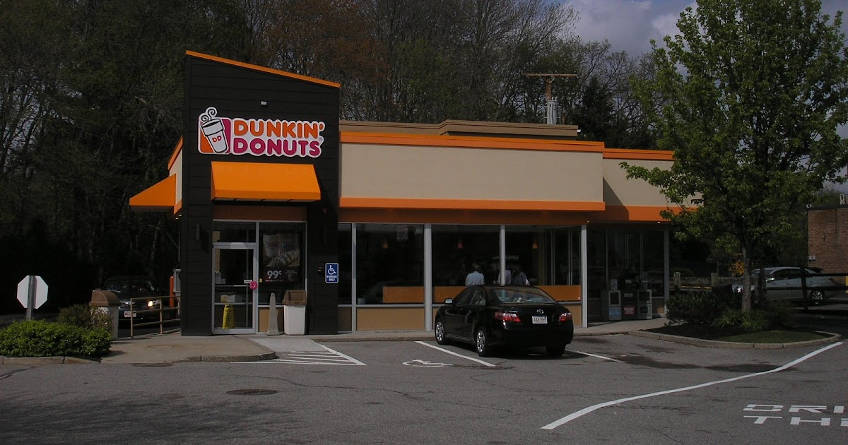 Bedford Mass What S New In Retail Renovated Dunkin