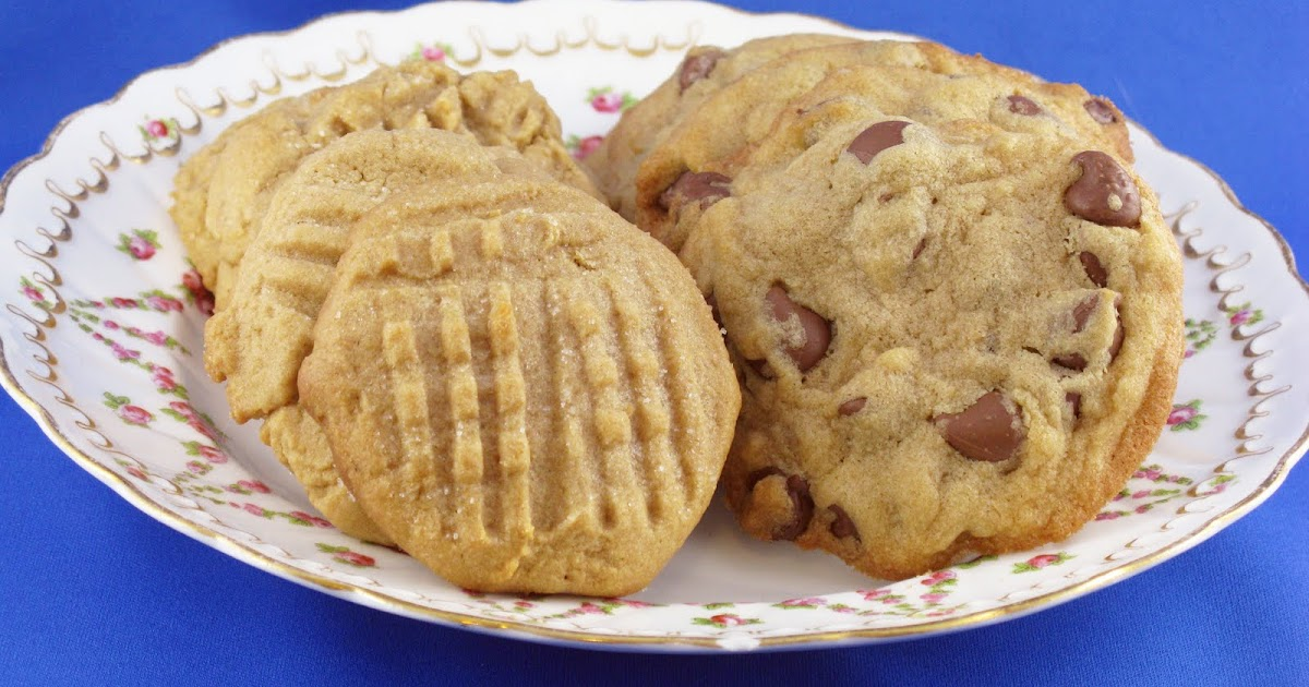 Food for A Hungry Soul: USDA Peanut Butter Cookies and ...