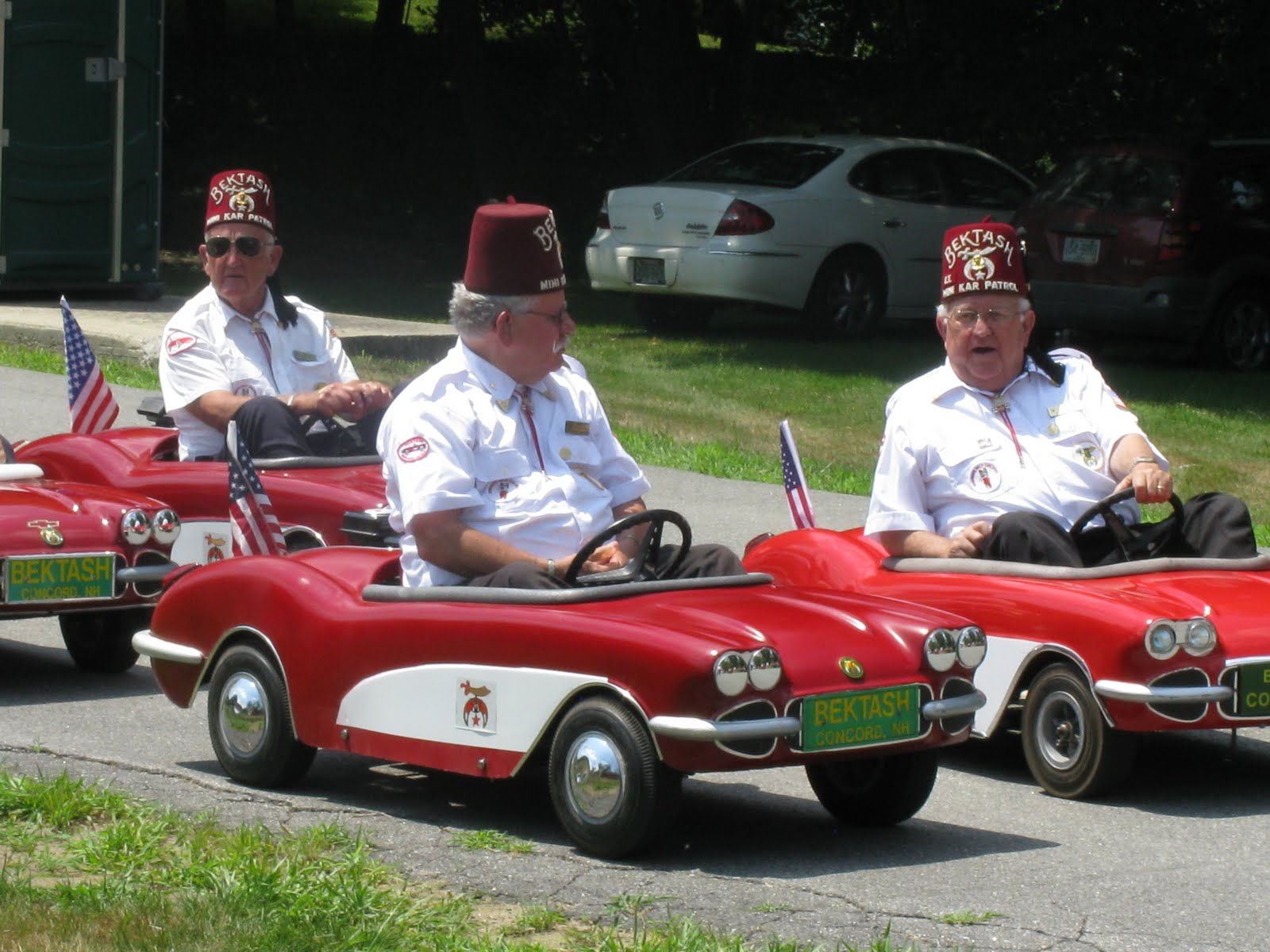 Shriner Car: The Repertory: Words Matter: July 18, 2010