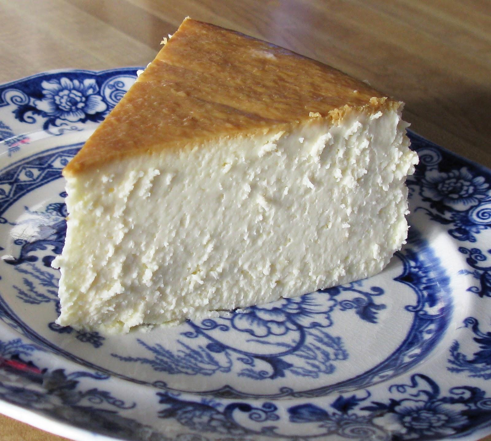 Crustless New York Sytle Cheese Cake Recipies