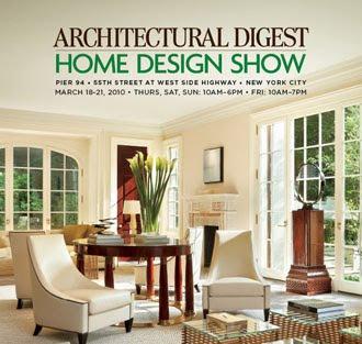 3 graces: Architectural Digest HOME DESIGN SHOW
