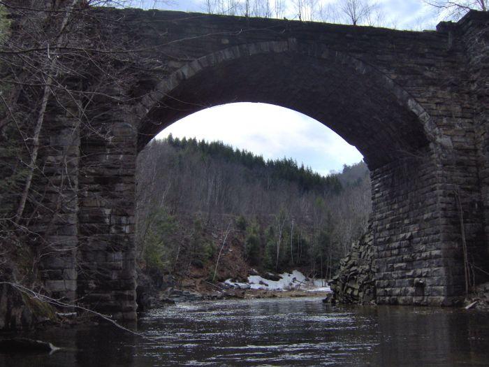Exploring Western Massachusetts The Keystone Arch Bridges