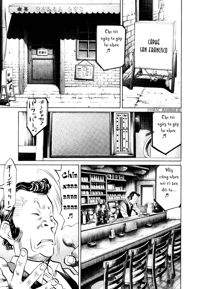 20th Century Boys chapter 151 trang 7