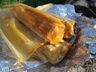 Radical Eats Breakfast Tamales