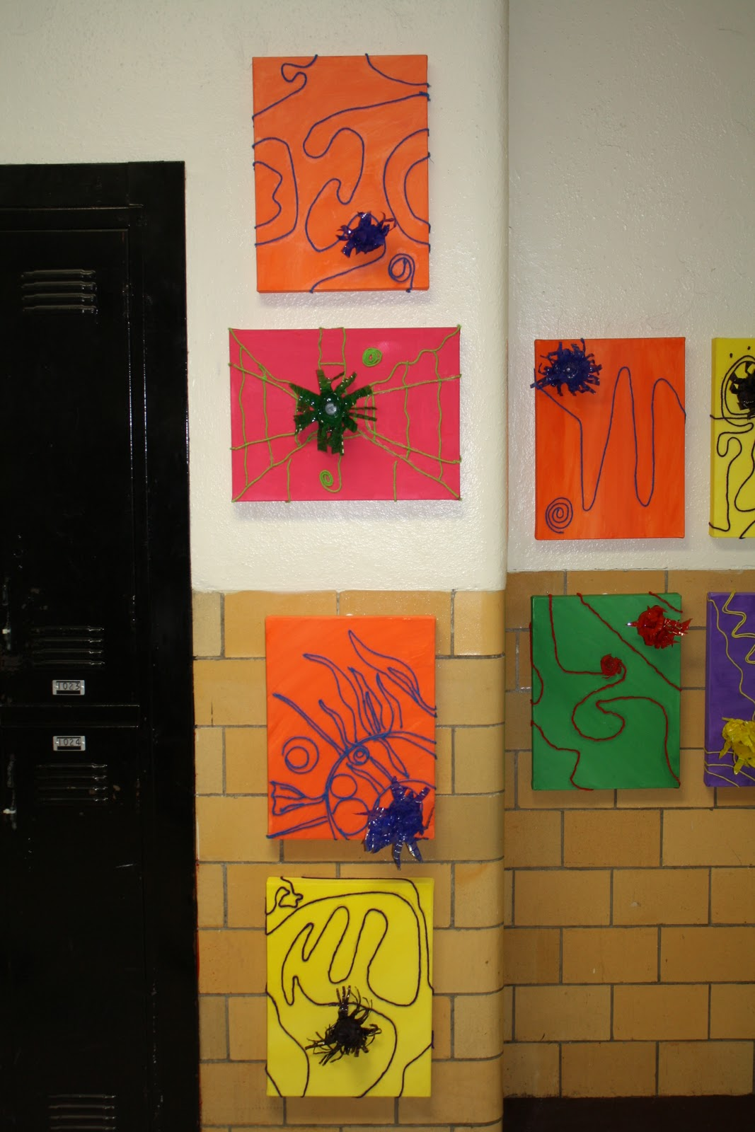 Mnps Chihuly Art Lessons East Literature Magnet Middle