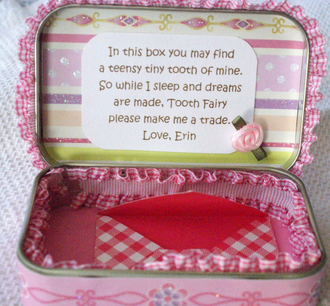 Tooth Fairy Boxes Wholesale