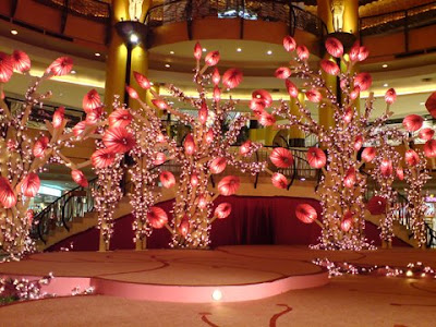 Jenson Tan 祯♦材♦实♦料: Chinese New Year Decoration @ Sunway ...