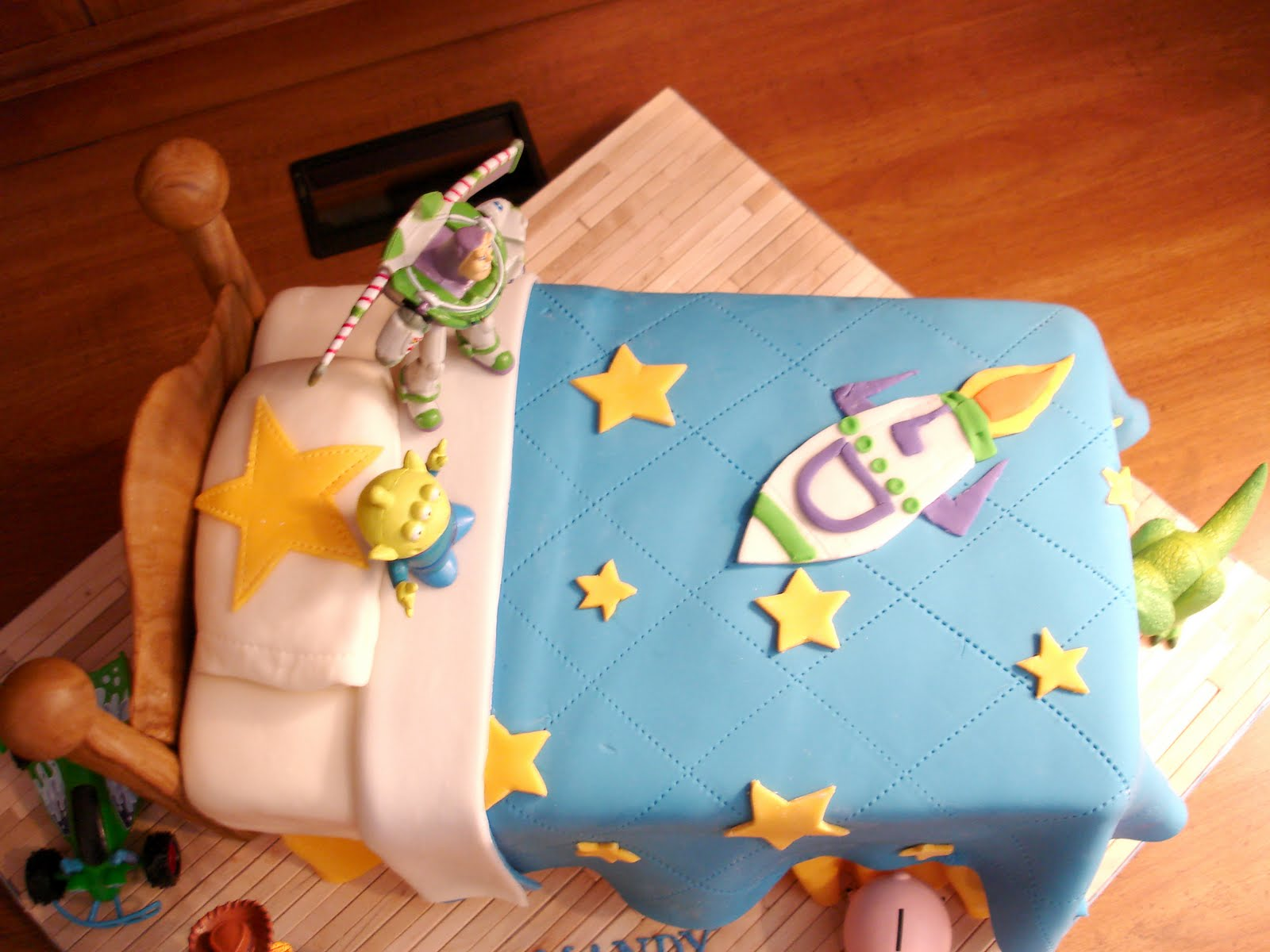 Serendipity Cake Design Toy Story Andy S Room