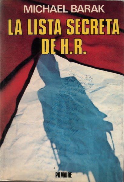 La Lista Secreta De H. R. – Michael Barak