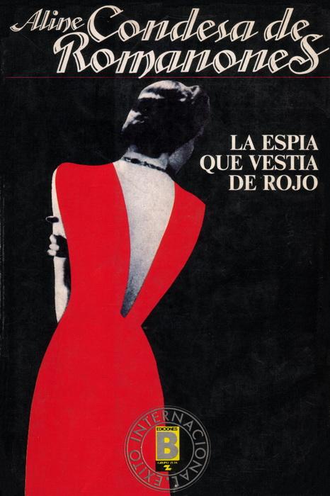 La Espía Que Vestía De Rojo Audiolibro voz humana