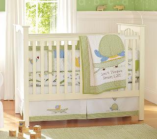 The Nursery Nest Neutral Nursery Counting Sheep