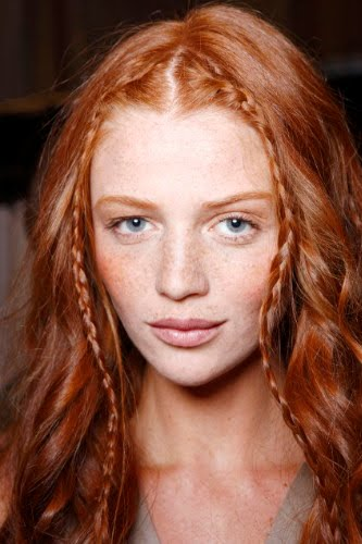 Hair Color Corner: The Redheads
