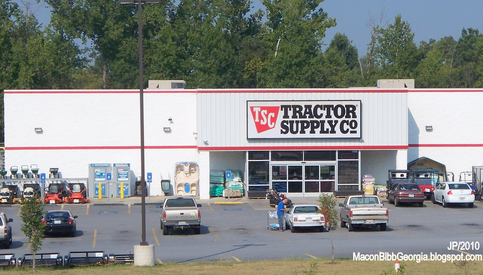 Tractor Supply Co. is the source for farm supplies, pet and animal feed and supplies, clothing, tools, fencing, and so much more. Buy online and pick up in store is available at most locations. Tractor Supply Co. is your source for the Life Out Here lifestyle!
