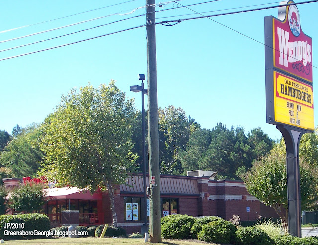 Greensboro Ga Fast Food