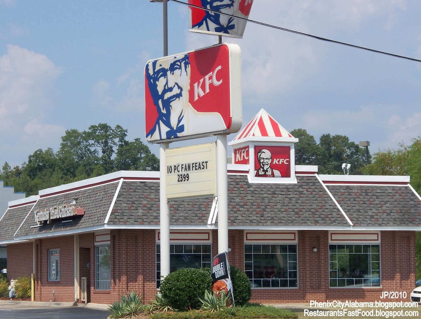 Fast Food In Birmingham Alabama