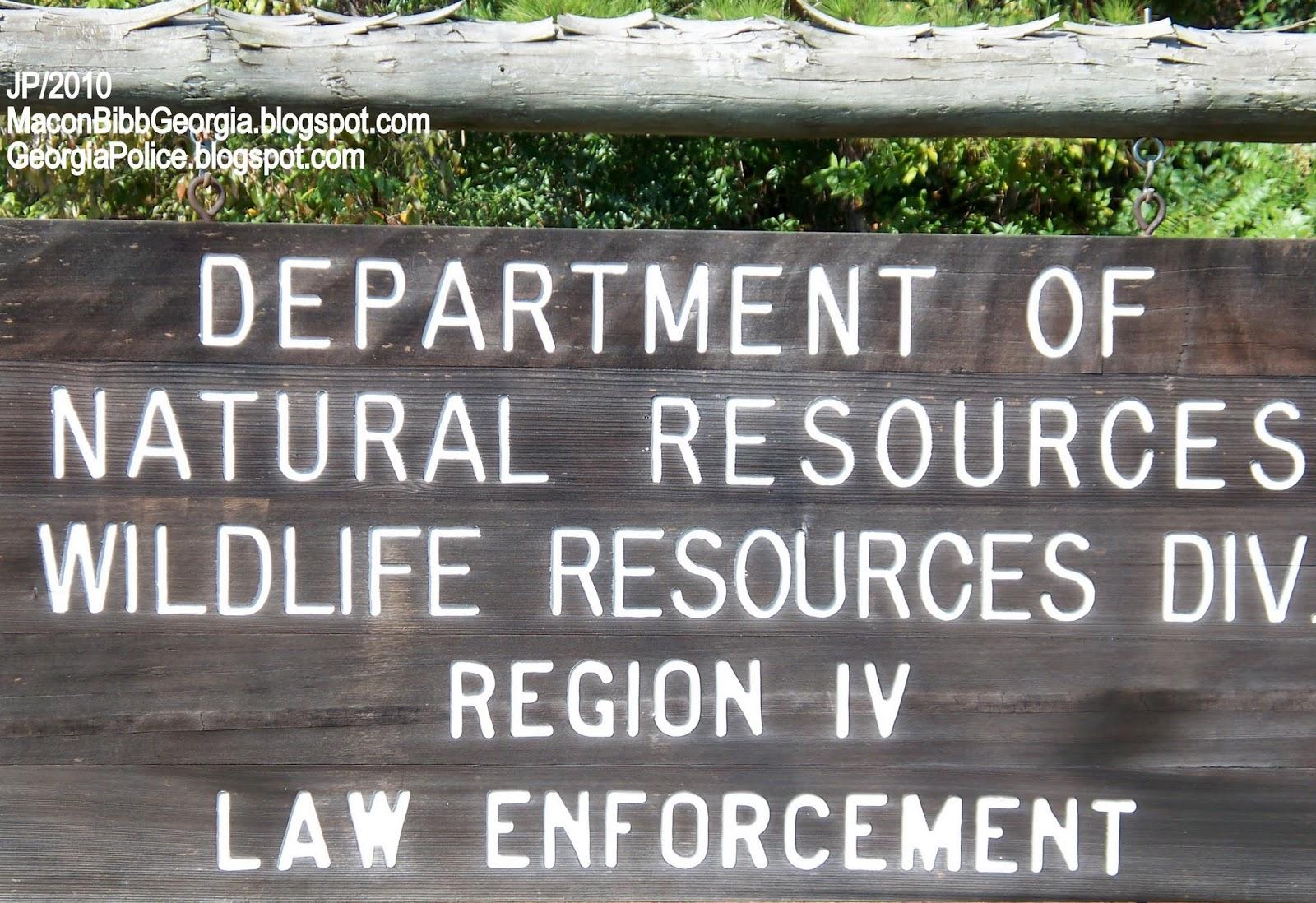 Ga Department Of Natural Resources Phone Number