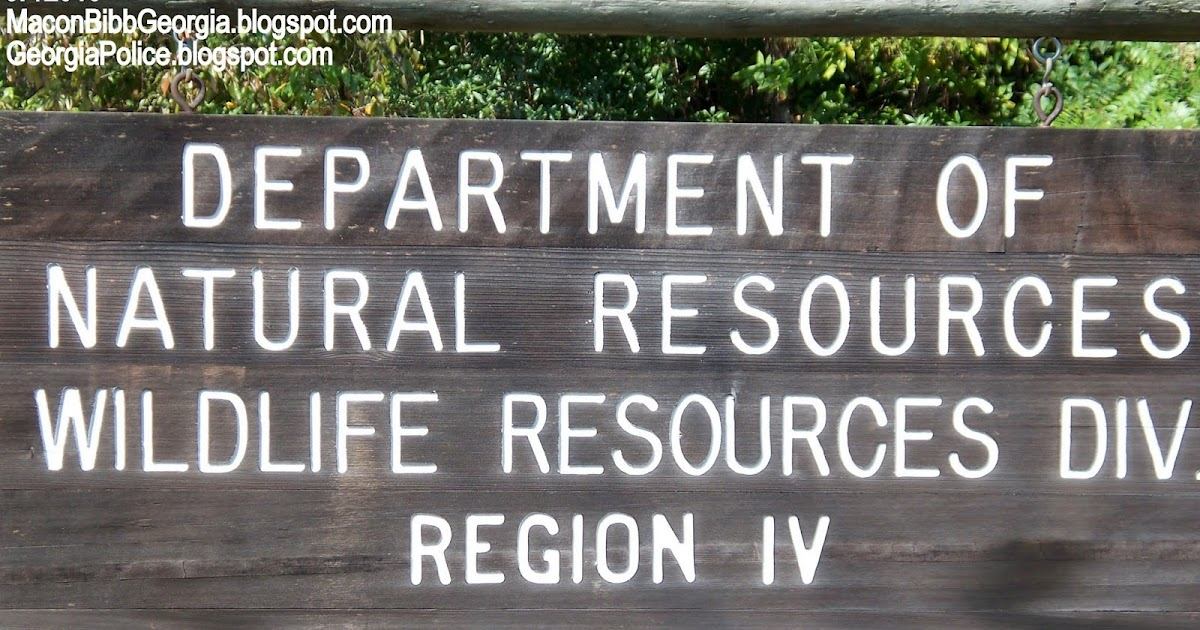 Ga Dept Natural Resources