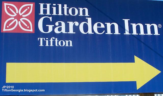 Tifton georgia tift college attorney restaurant bank - Hilton garden inn college park ga ...