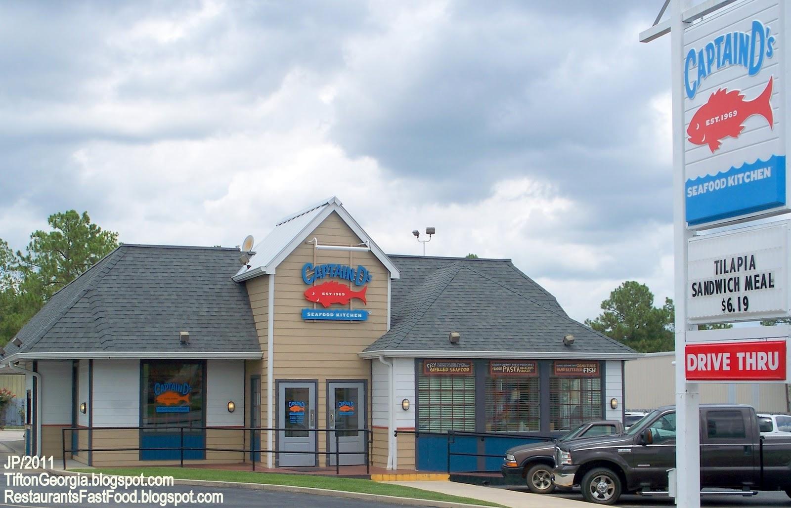 Chicken Restaurants In Tifton Ga