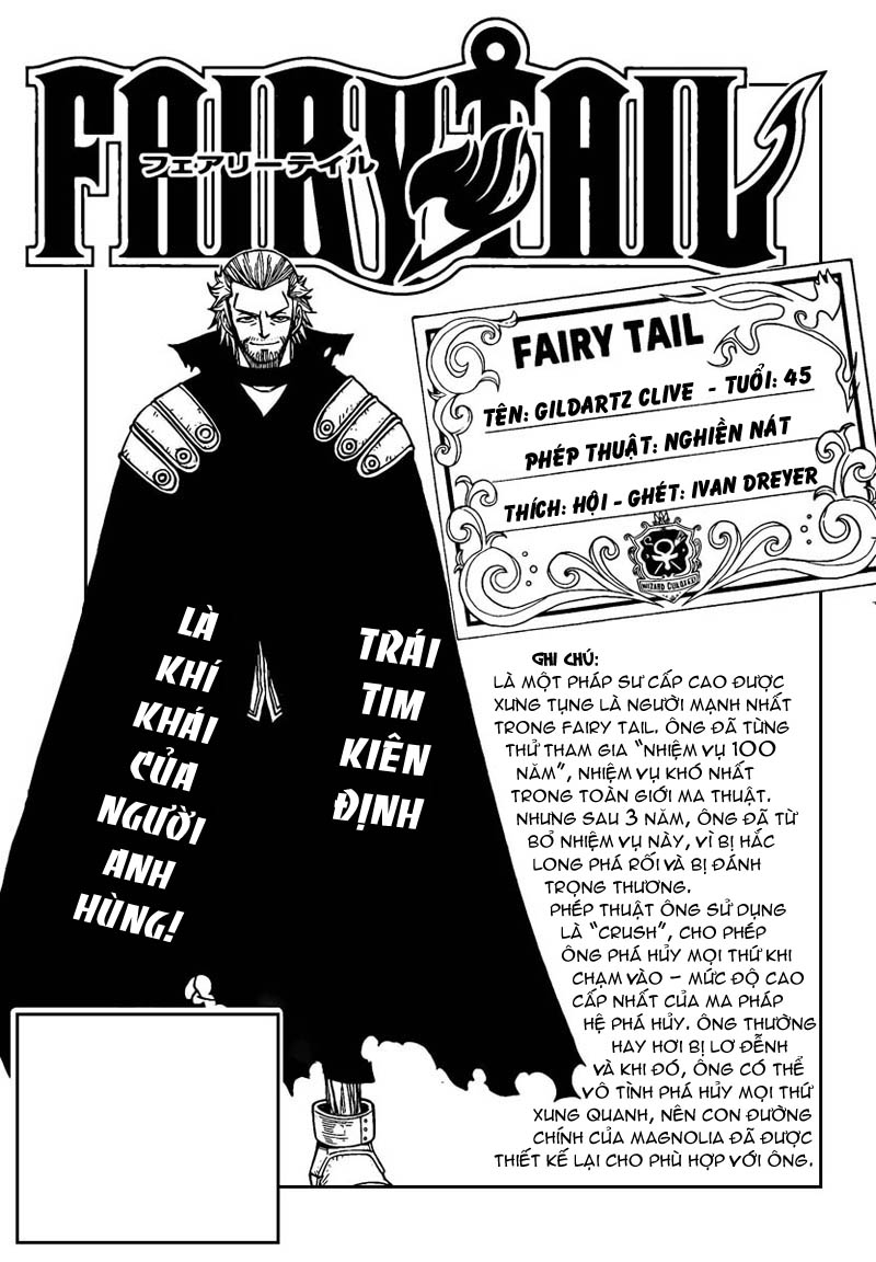 Fairy Tail Chap 168