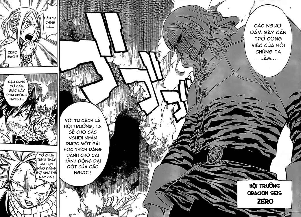 Fairy Tail Chap 157