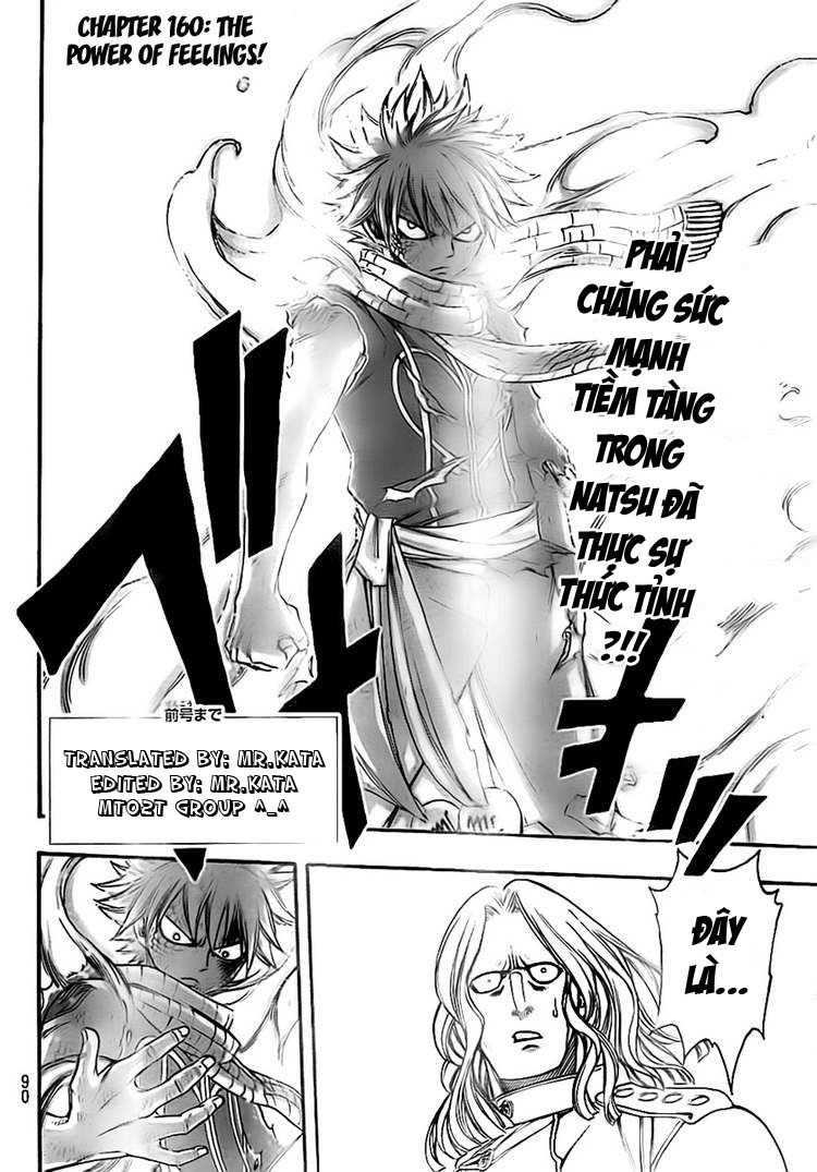Fairy Tail Chap 160