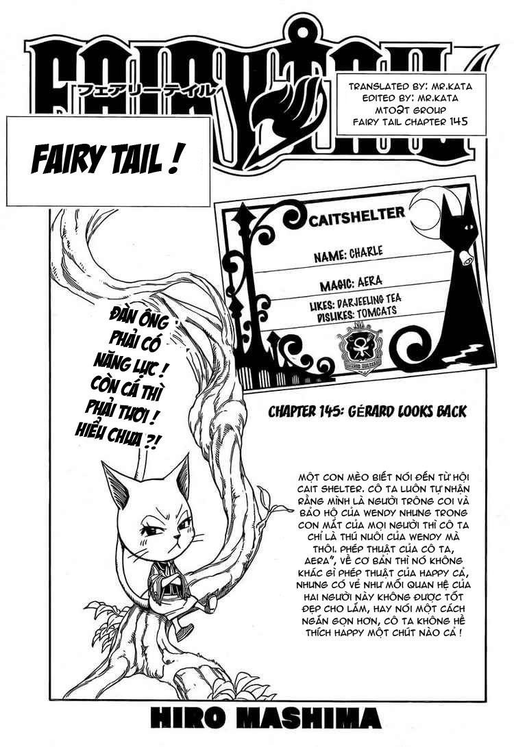 Fairy Tail Chap 145