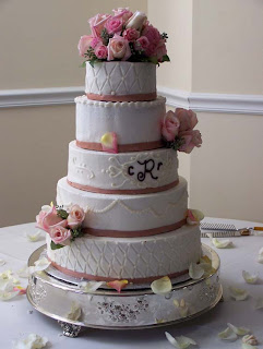 how much ribbon for wedding cake the business of weddings how much ribbon 15521