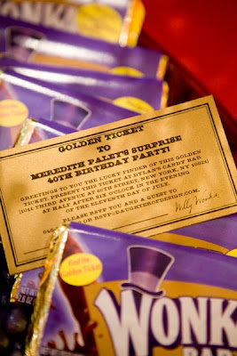Willy Wonka Surprise Birthday Party Dylans Candy Bar New York
