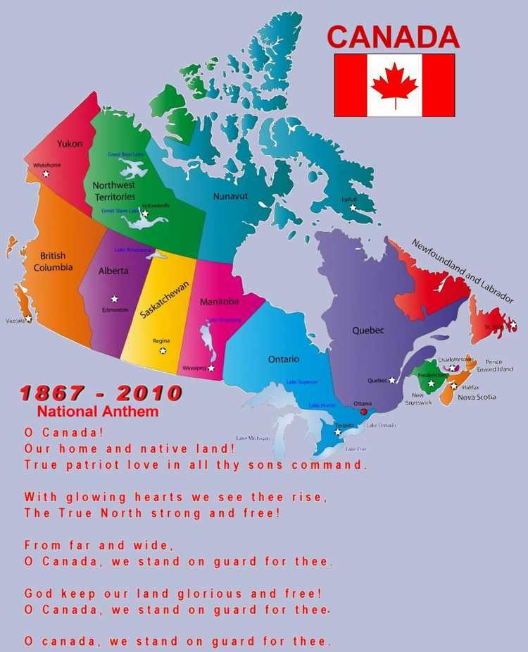 Download ePub PDF Online » map canada provinces capitals