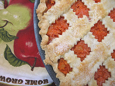 My Mom\'s Recipes And More בלוג אוכל: Carrot and Ginger Tart for Rosh ...