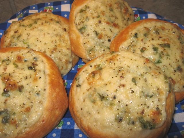 Coleen S Recipes Instant Italian Flat Bread