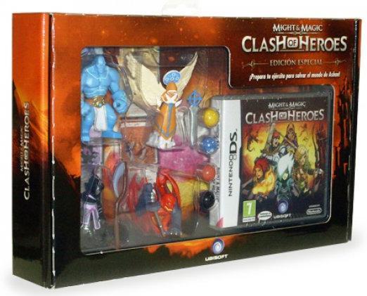 Figuras Might & Magic: Clash of Heroes