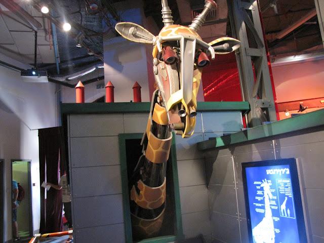 תערוכת הרובוטים