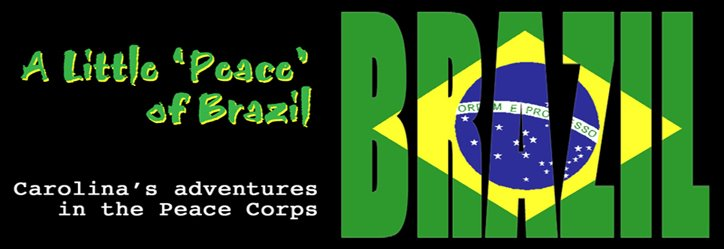 "A LITTLE ""PEACE"" OF BRAZIL"