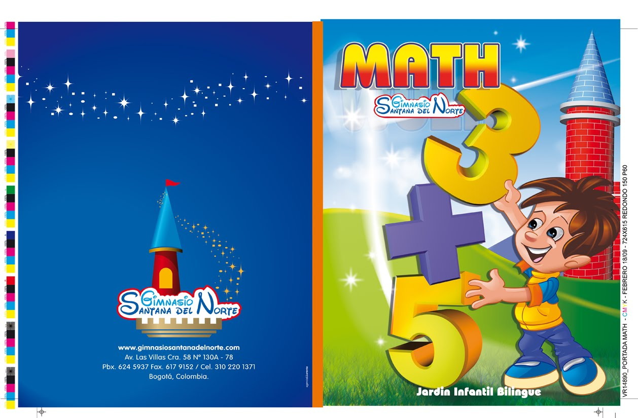 Imagenes De Portadas Para Matematicas