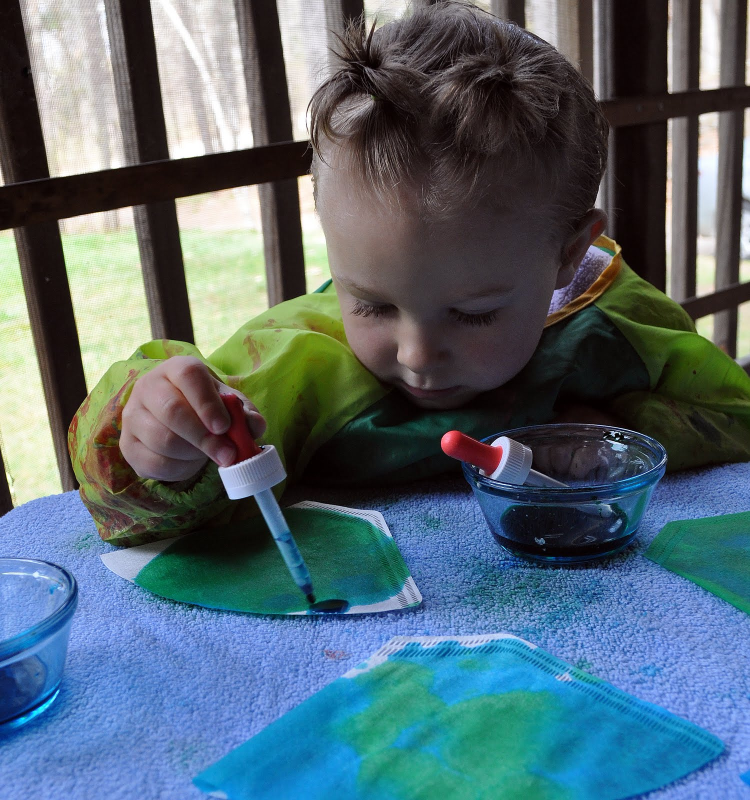 The Little Legers: Celebrating Earth Day: Making An Earth