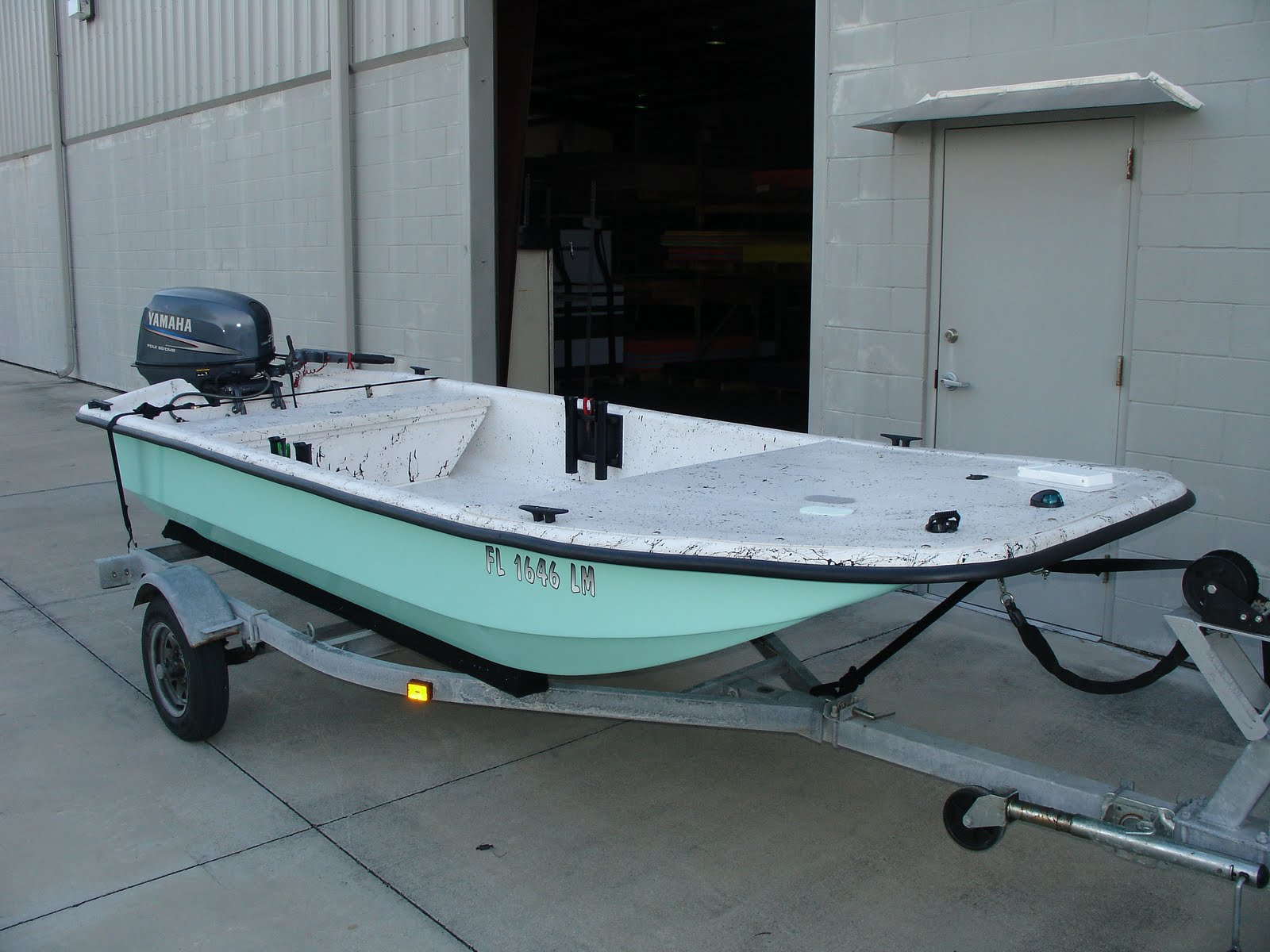Carolina Skiff 14 | SeaDek Marine Products