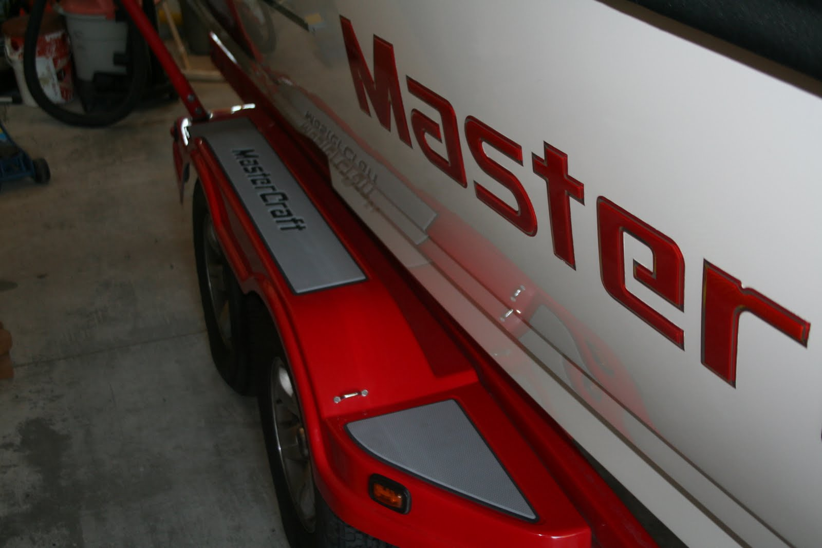 Mastercraft Trailer Pads Seadek Marine Products