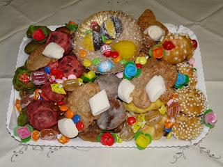 Risultati immagini per cestino per i morti biscotti siciliani