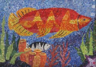 Download 63 Gambar Ikan Untuk Mozaik Paling Bagus Gratis