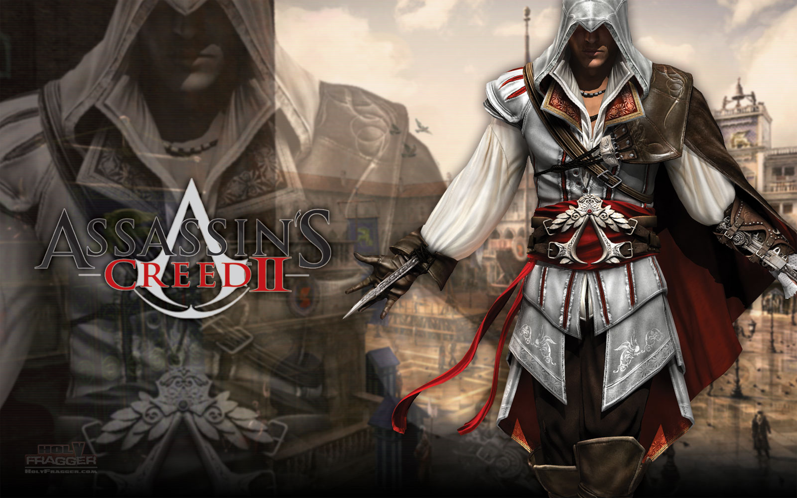 Assassins Creed 2: Assassin's Creed II Wallpapers